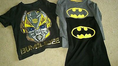 boys clothes 4-5 years bundle shirts and tops