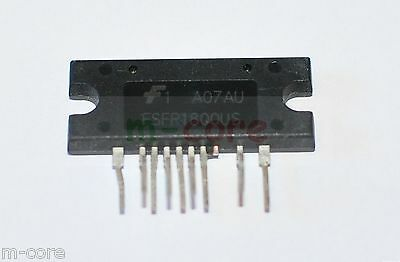 FSFR1800US IC POWER SWITCH 9-SIP 1pc or 2pcs