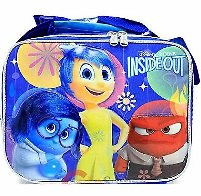 Inside Out Lunch Box - Blue