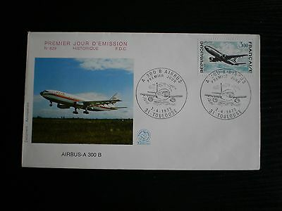 FRANCE 1973 - FDC n° 1751 - AIRBUS A300 B 07.04.73 TOULOUSE 31...