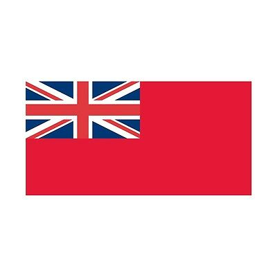 New 3' by 5' British Red Ensign Flag. Free Shipping to Canada & the USA! Cdn $