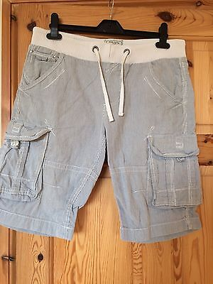 River Island Elasticated Waist Shorts.  Size 28