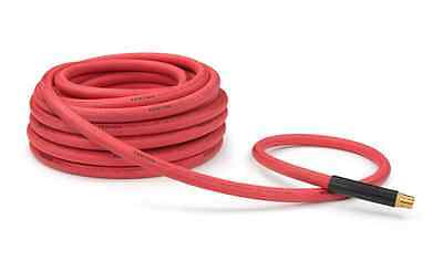 TEKTON 46367 1/2-Inch I.D. by 50-Foot 250 PSI Rubber Air Hose with 1/2-Inch MPT