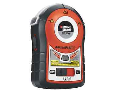 BLACK + DECKER BDL170-CA Bullseye Auto-Leveling Laser with AnglePro