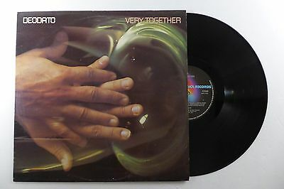 Deodato -  Very Together (MCF 2774   1976)  Vinyl LP Record 33RPM