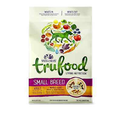 Wellness TruFood Baked Blends Natural Grain Free Dry Raw Small Breed Dog Food, C