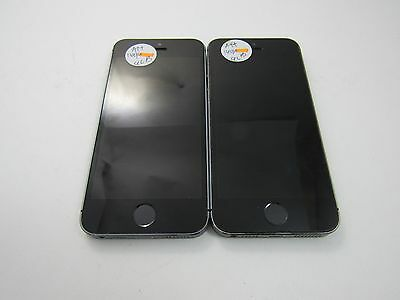 Lot of 2 iPhone 5s (A1533)(16GB)(AT&T)(Check IMEI)_B1