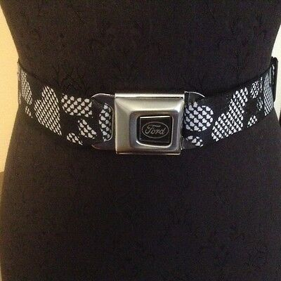 Ford Logo Buckle-Down Adjustable Belt