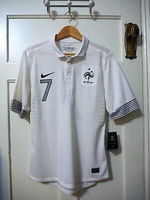 "France Nike Away Shirt 2012-2013 - ""RIBERY 7"" - PLAYER ISSUE - BNWT"