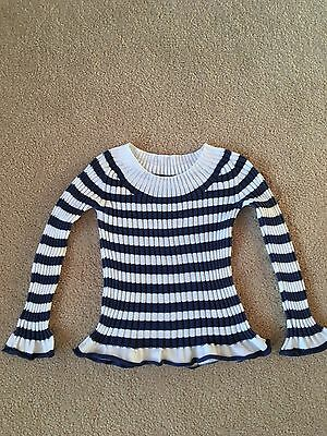 girls Simonetta  Top/ Cardigan 5-6Y