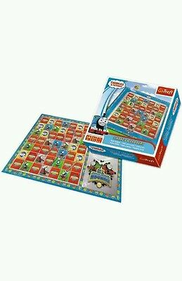 **New Thomas & Friends Snakes and Ladders Board Game Toy 4+ fun game