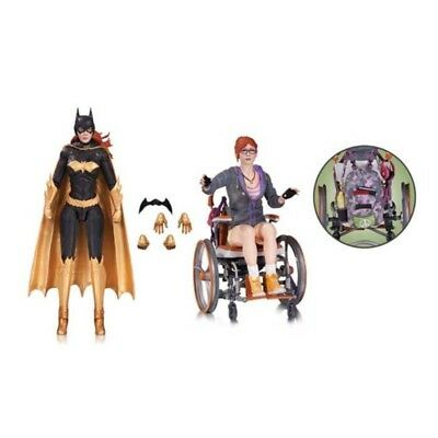 Batman Arkham Knight - Batgirl Oracle 2-Pack Action Figure Dc Collectibles