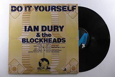 Ian Dury & The Blockheads - Do It Yourself (SEEZ 14  1979)  Vinyl LP Record