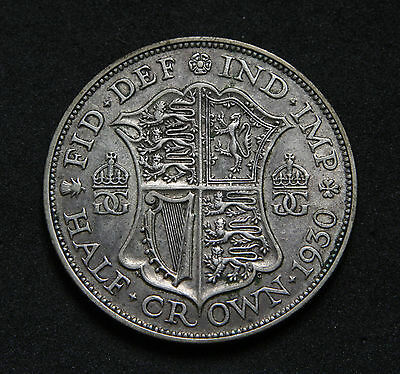 1930 Half-Crown Choose Your Coin