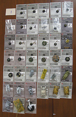 Axis & Allies Mini's Reinforcements, Germany Lot 1 - 38 pcs - King Tiger +