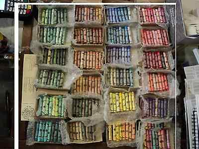 Sennelier Artists Soft Pastels Sets of 8 clearance prices