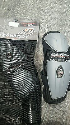 troy lee designs youth elbow pads guards