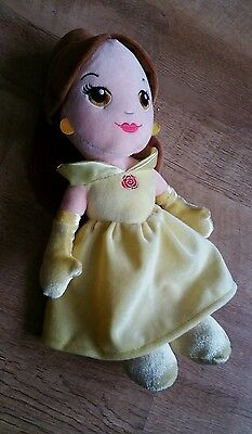 Beauty and the beast/Disney/Belle/Age 0+/First doll/Soft