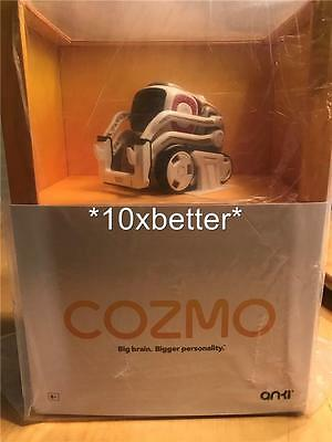 Cozmo Robot Anki Hard To Find Fast Shipping Buy Now Sig Confirmation + Insurance