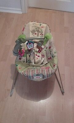 Baby's Bouncy Play Chair (with mobile) Bargain !!