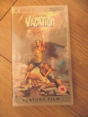 National Lampoons Vacation - UMD psp Movie / Film - NEW and Sealed PAL