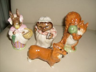 Beatric Potters Figurines Beswick