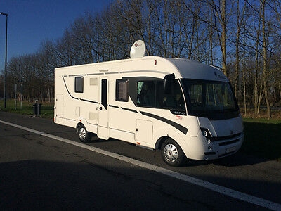 Location camping car motor-home motorhome ITINEO