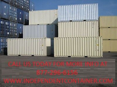 New 20' Shipping Container  Cargo Container  Storage Container in Atlanta, GA
