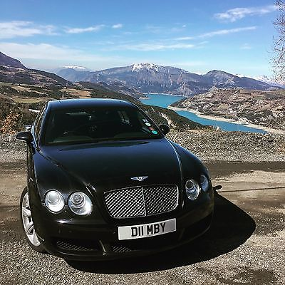 2006 '55' Bentley Continental Flying Spur Black *2 Owners* Fully Documented BSH