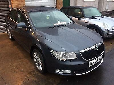 Skoda Superb 2.0TDI PD 140 SE lwb 4 Door saloon