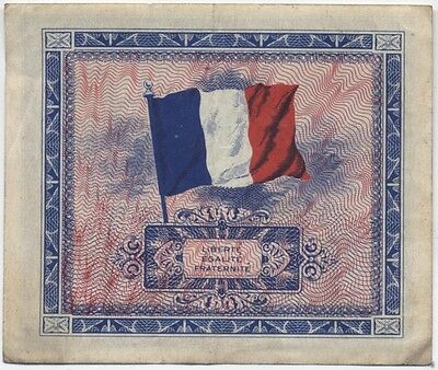 1944 France 10 Franc Military Note***Collectors***