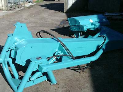 tractor hedge cutter