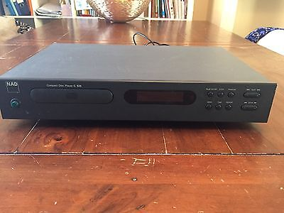 NAD Compact Disc Player C 529