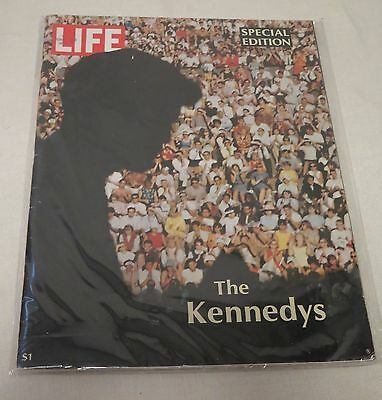 LIFE Magazine The Kennedys SPECIAL EDITION 1968