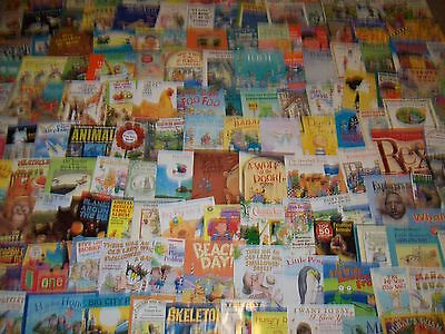 Large Lot 159 Children's Books Paperback Home Classroom Library Elementary Mix