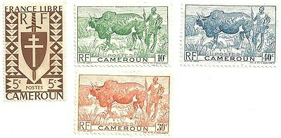 CAMEROON stamps collection (Mint)