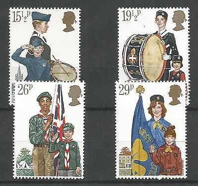 1982 Youth Organisations Set Unmounted Mint