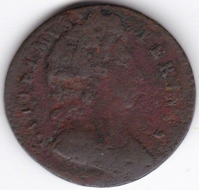 1700 William III Farthing***Collectors***