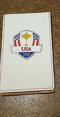 2016 USA Ryder Cup Official Yardage Book