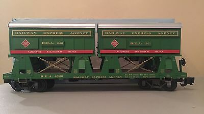 Aristo-Craft REA-46501 Railway Express Agency Piggyback Flat Car *G-Scale*