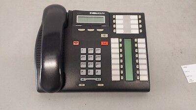 Lot 10 Nortel Networks NT8B27AABA Telephone Office Business Phone Charcoal T7316