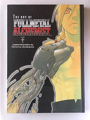 The Art of Fullmetal Alchemist by Hiromu Arakawa
