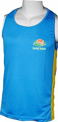 Martial Technic BOXING CLUB, GYM, TRAINING AND RUNNING VEST Men's Fight Apparel