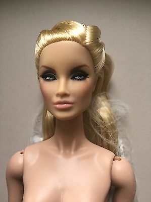 HEAD ONLY Fashion Royalty Nu Face IMOGEN Fashion Force Supermodel Convention NEW