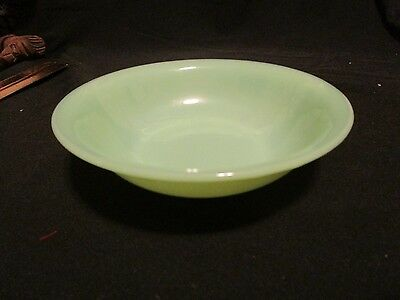 Anchor Hocking Jadeite Bowl, Small/Salad/Cereal Bowl  6""