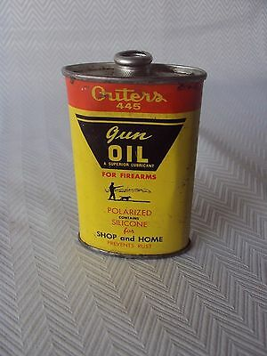 GREAT 3 oz Outers Sport Gun Oil Can Fishing Firearms Tools Camping