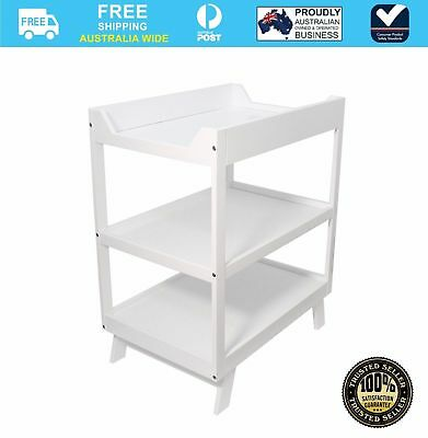Bebecare Euro 3 Tier Change Table White #`092161-003