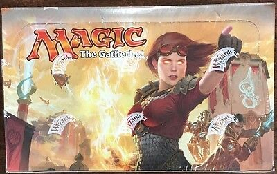MTG Magic The Gathering Aether Revolt Korean Factory Sealed Booster Box