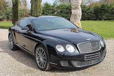2009 Bentley Continental GT SPEED Petrol black Automatic