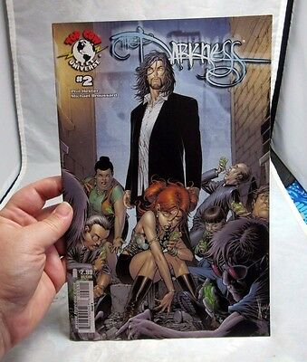 The Darkness #2 comic book. 2008